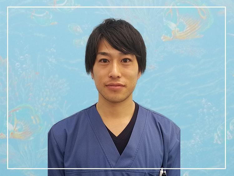 獣医師 福田 悠馬
